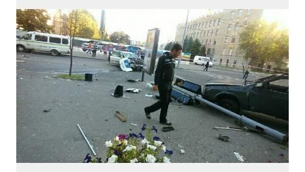 В Харькове был арестован мужчина, который подозревается причастным к смертельной аварии