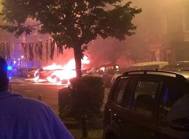 В Брюсселе у здания Европарламента произошел теракт