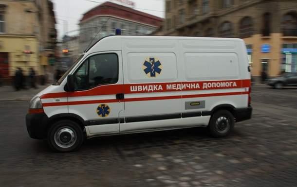 На Львовщине взорвался Mercedes. Погибли три человека