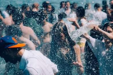 В столице 23 июля состоится водная битва