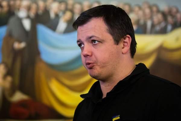 Семенченко о протестах в Киеве: