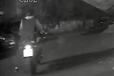 В столице вор-иностранец прятал мотоцикл на восьмом  этаже многоэтажки