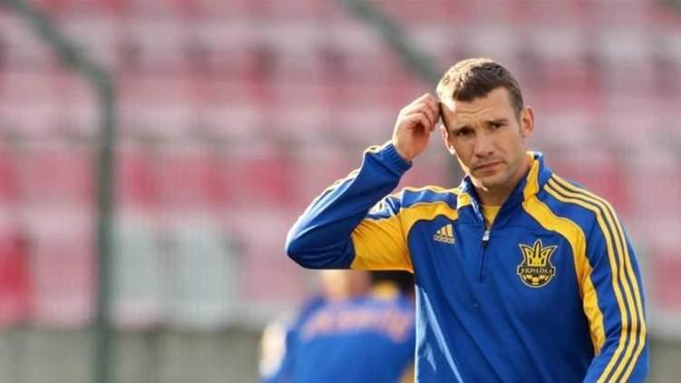 Завтра объявят нового тренера сборной Украины по футболу