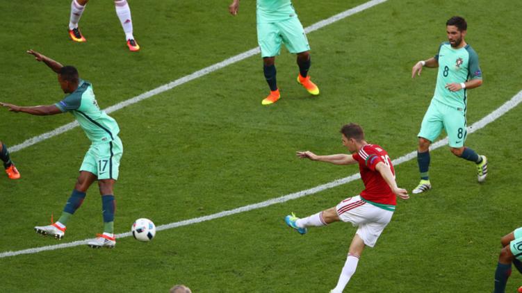 УЕФА назвали лучший гол минувшего ЕВРО-2016