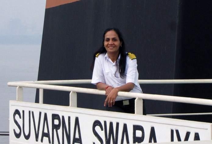 Женщина впервые получила награду «За исключительную храбрость на море»