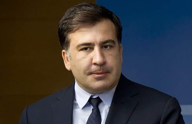 Саакашвили: «Не волнуйтесь, я не уехал и не надейтесь, я не уеду»