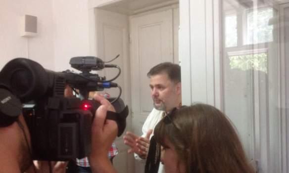 Суд Ивано-Франковской области оправдал журналиста Коцабу