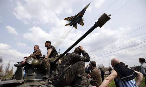 Житомирский горсовет просит признать АТО войной