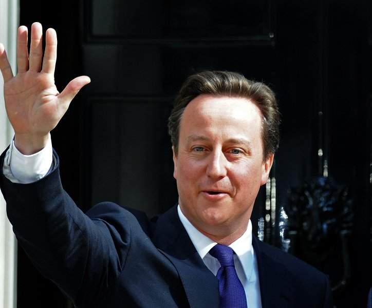 Дэвид Кэмерон попрощался с парламентом