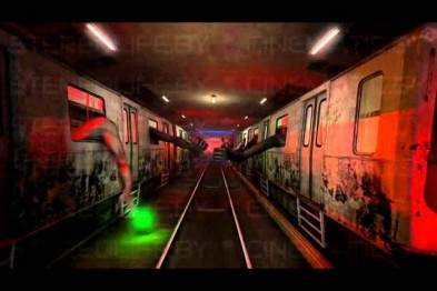 В столичном метро покажут ужастик