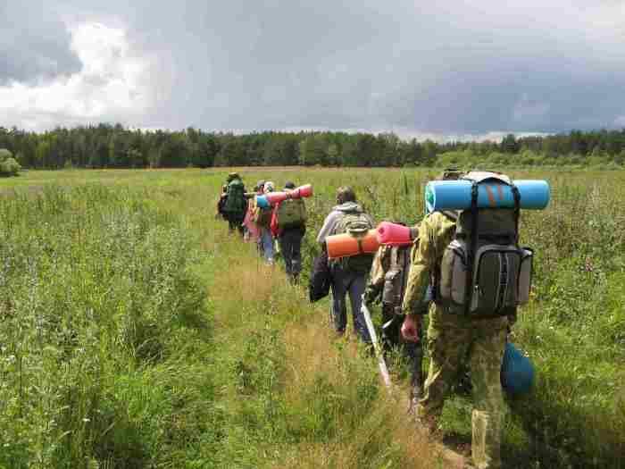 В Нижегородской области во время экспедиции пропали туристы