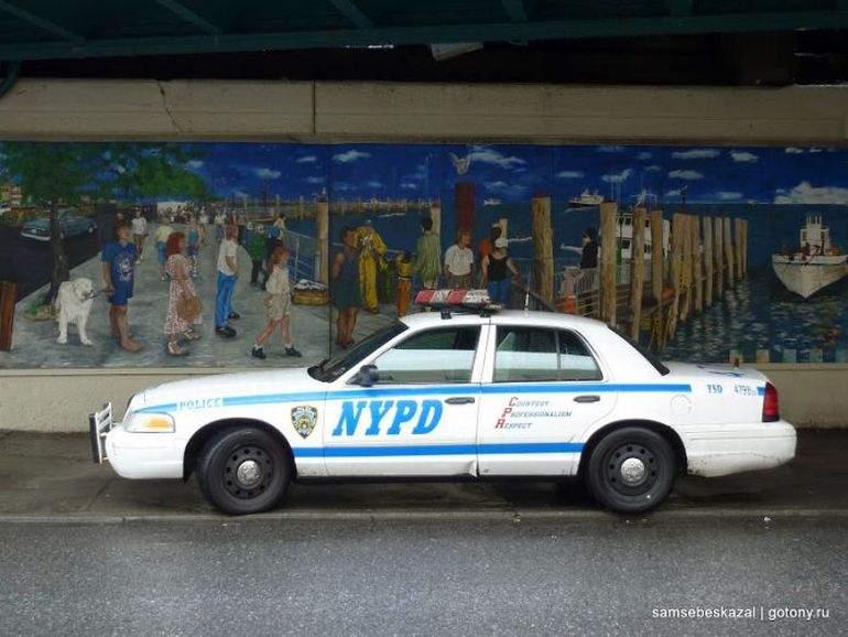 На улицах Нью-Йорка будут усилены меры безопасности в связи с терактом в Ницце
