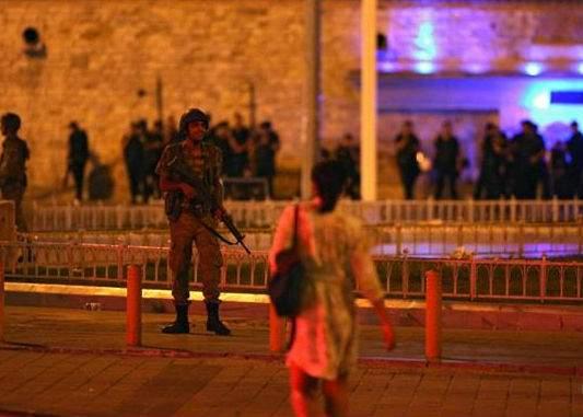 Военные Турции заявили о захвате власти