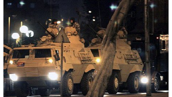 Число жертв попытки военного переворота в Турции возросло до 60 человек
