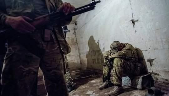 В АТО ранены 6 военных и 1 взят в плен