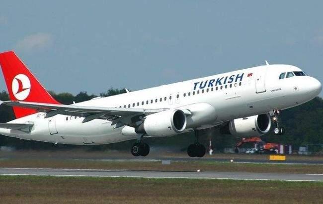 Авиаперелёты между Турцией и Украиной работают в штатном режиме