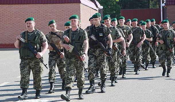 Украина, в связи с последними событиями в Турции, усилила охрану на своей границе