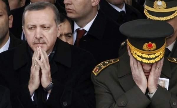 В Турции уволили 2745 судей