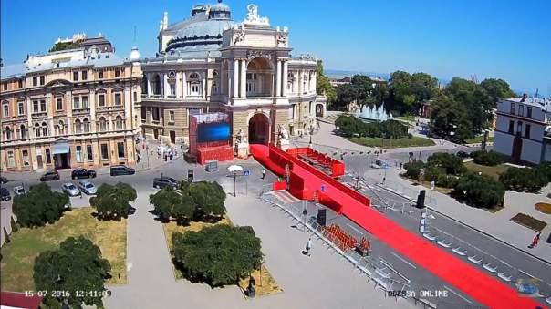 Одесский кинофестиваль открыт