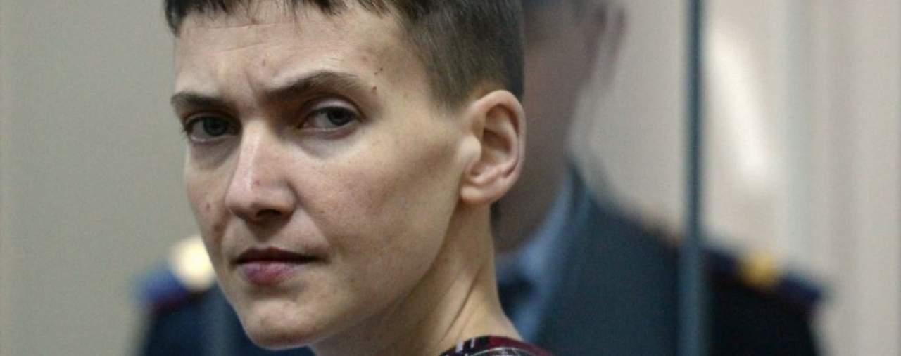 Заявление Савченко по поводу встречи с Захарченко не соответствует действительности