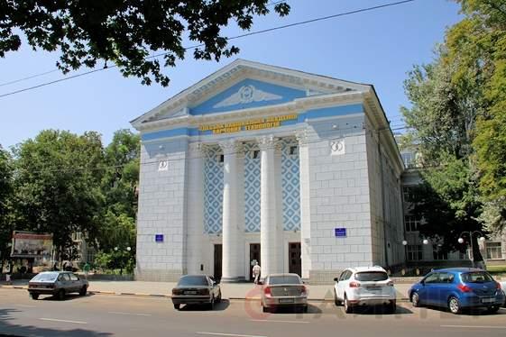 Коррупция в Одесском вузе. На взятке попался декан