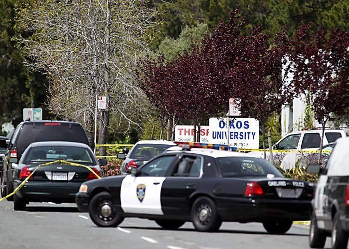 В Калифорнии в результате нападения на вечеринке, есть раненые