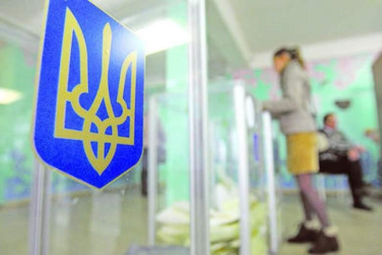 В 7 областях Украины открылись избирательные участки