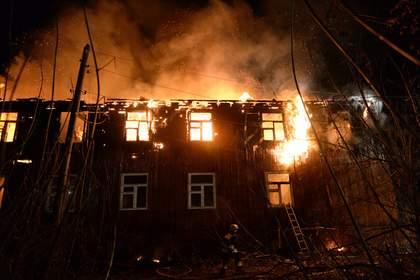 В результате пожара на Ямале погибли люди