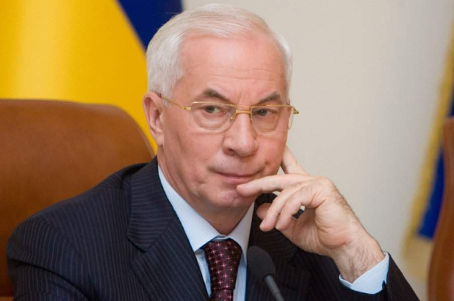Азаров о планах запада в отношении Украины