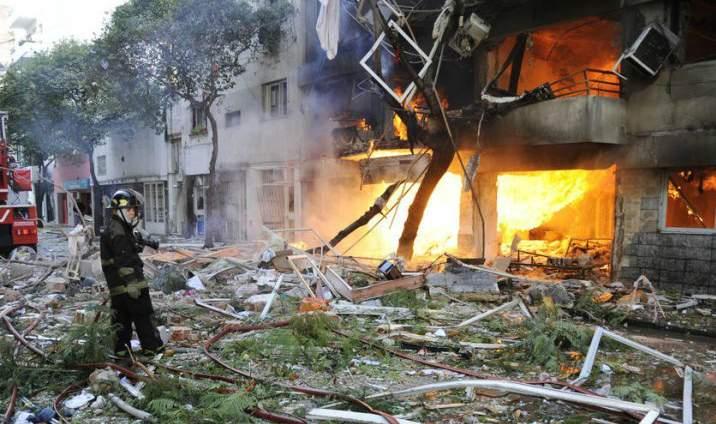 В России МВД проведет проверку по делу взрыва в доме на Кубане