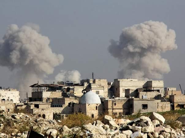 Правительственная армия взяла Алеппо в блокаду