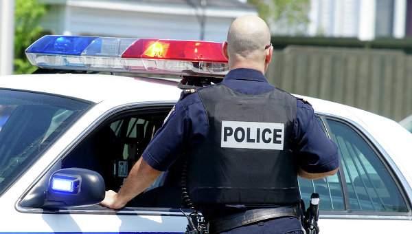 В Луизиане рсстреляли полицейских