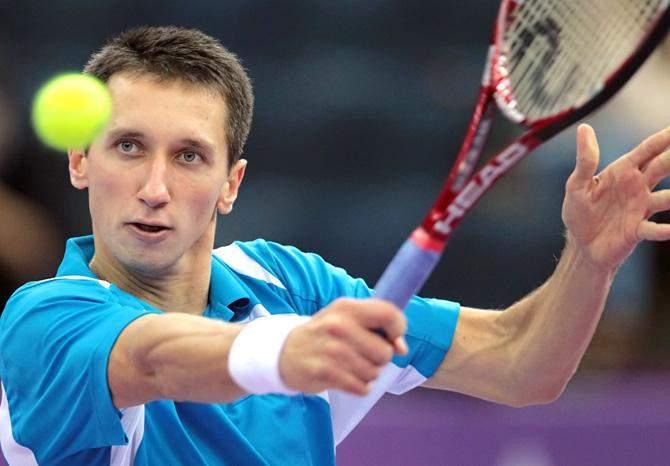 Стаховский вывел сборную Украины по теннису в плей-офф Кубка Дэвиса