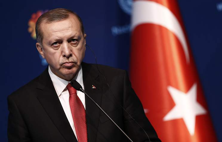 Эрдоган разминулся со смертью на минуты