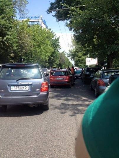 Полиция Алма-Аты объявила о проведении антитеррористической операции