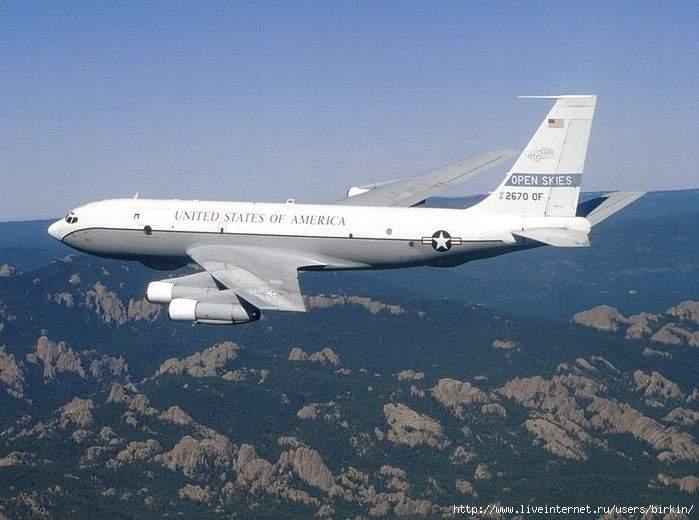 Украина совместно с США проведёт полёт над Россией