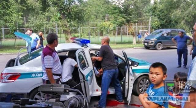 В Алма-Ате увеличилось число жертв перестрелки