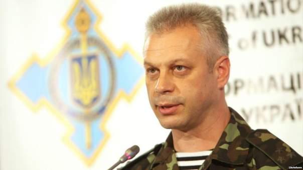 В зоне АТО один военнослужащий погиб, пятеро получили ранения
