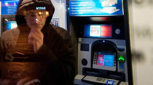 Во Львове из магазина вынесли банковский терминал