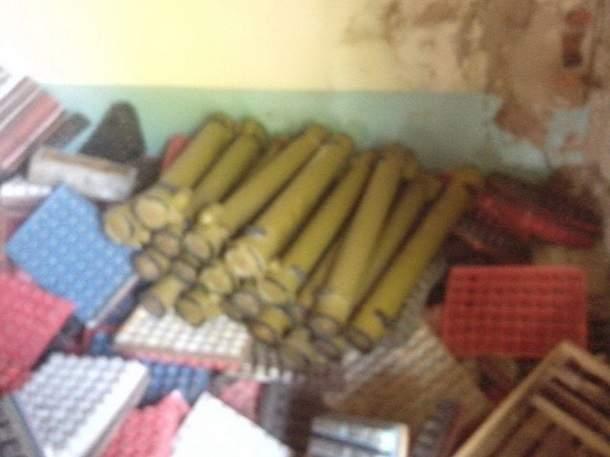 В Донецкой области силовики обнаружили схрон противотанковых ракет