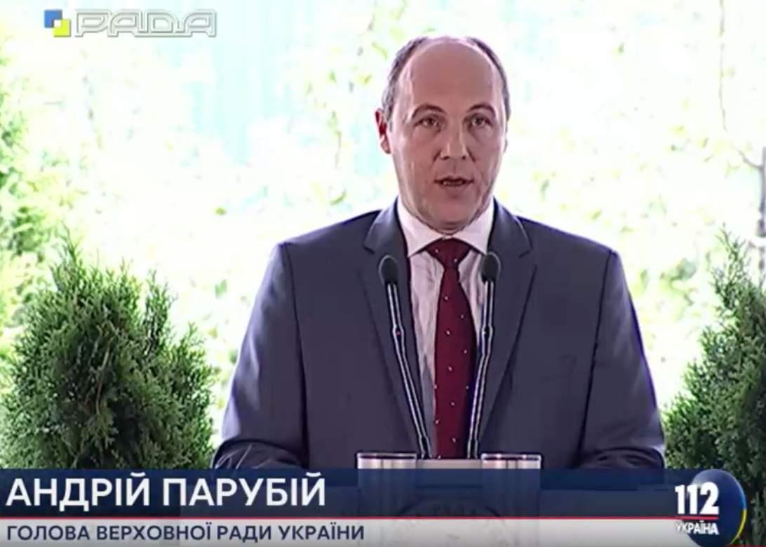 Парубий прогнозирует возобновление активных боевых действий на Донбассе