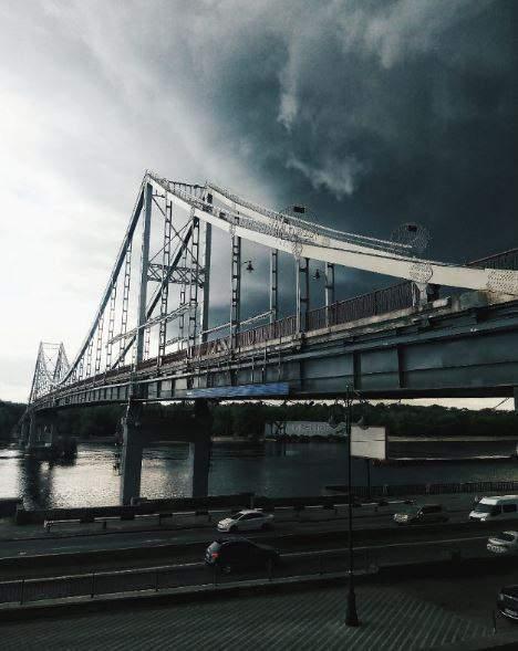 На столицу надвигается мощный шторм
