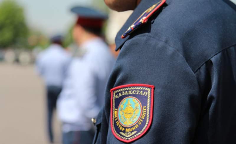 Полиция задержала второго подозреваемого в Алма-Ате