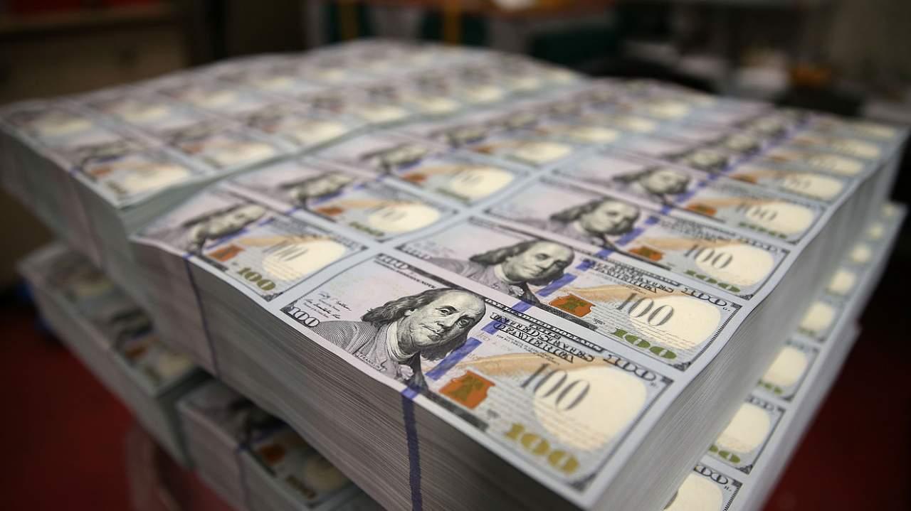 Украина рассчитывает на помощь МВФ на сумму 4,3 миллиарда долларов
