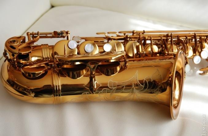 На Одесском кинофестивале  у музыканта Джамалы похитили редкий саксофон
