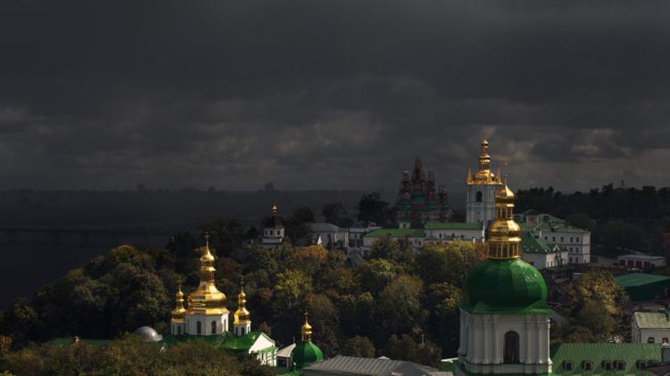 На 18 и 19  июля в Киеве синоптики прогнозируют грозы и град