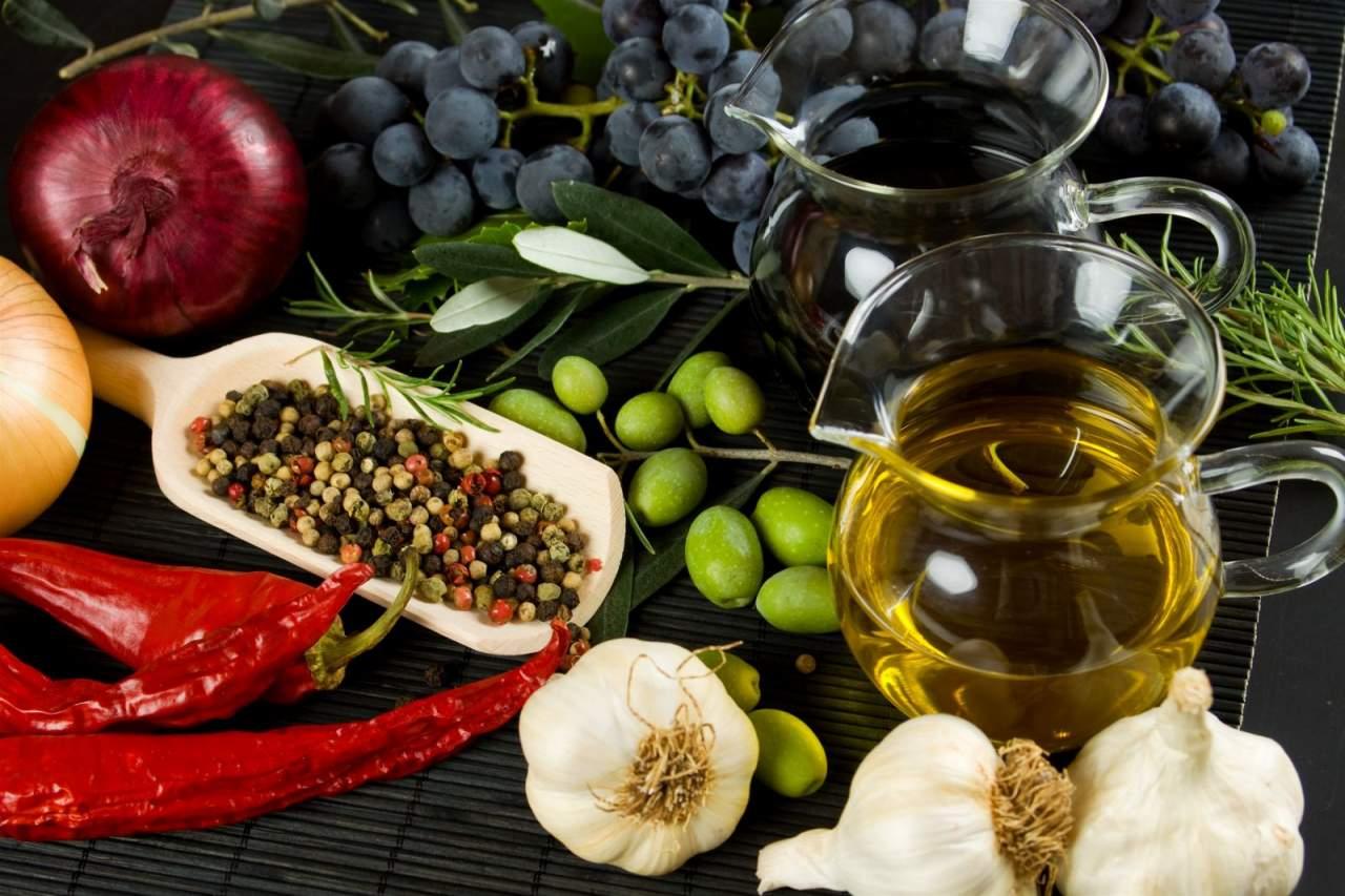 Жирная средиземноморская диета способна защитить от множества заболеваний