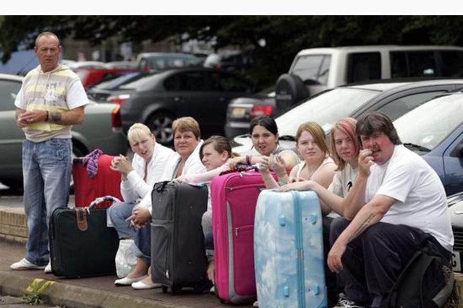 В Турции остается около полутора тысяч российских туристов