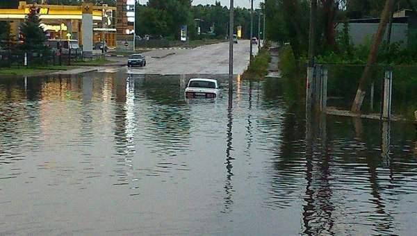 В Украине обесточен 121 населенный пункт из-за неблагоприятных погодных условий