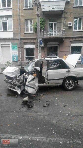 Подробности аварии в Одессе